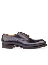Туфли Castori SDNI751 100% кожа Темно-синий Италия изображение 1