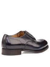 Туфли Castori SDNI751 100% кожа Темно-синий Италия изображение 3