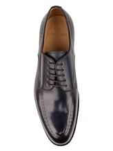 Туфли Castori SDNI751 100% кожа Темно-синий Италия изображение 4