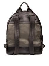Рюкзак Santoni UIBBA1472 100% кожа Темно-серый Италия изображение 4