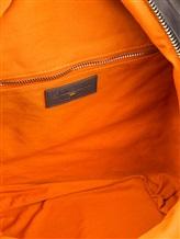 Рюкзак Santoni UIBBA1472 100% кожа Темно-серый Италия изображение 7