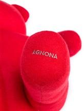 Игрушка Agnona G0700M 100% кашемир Красный Италия изображение 4