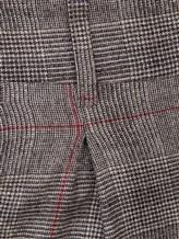 Брюки Peserico P04612 97% шерсть, 2% нейлон, 1% эластан Серо-бежевый Италия изображение 4