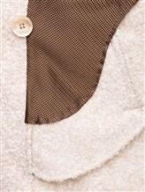 Пальто Stile Latino Napoli CDSIENA 90% альпака, 10% полиамид Бежевый Италия изображение 6