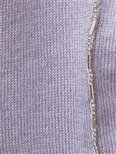 Джемпер Re Vera 17181113 55% шелк 45% кашемир Серый Китай изображение 4