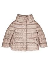 Куртка Herno PI022G 100% полиамид Бежево-розовый Румыния изображение 0