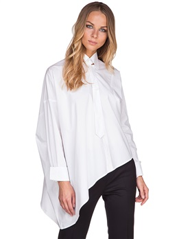 Рубашка Balossa white shirt BA0101
