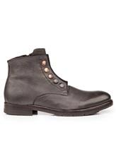 Ботинки Mauron V081 100% кожа Темно-серый Италия изображение 1