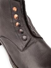 Ботинки Mauron V081 100% кожа Темно-серый Италия изображение 5