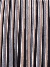 Юбка Agnona AG003 100% шерсть Бежево-черный Италия изображение 4