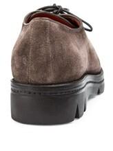 Ботинки Santoni WUUD56049 100% кожа Серо-коричневый Италия изображение 3