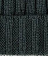 Шапка Peserico S36053F05B 70% шерсть, 20% шёлк, 10% кашемир Темно-зеленый Италия изображение 2