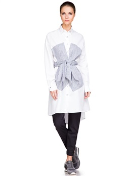Рубашка Balossa white shirt BA0122