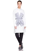Рубашка Balossa white shirt BA0122 100%хлопок Белый Болгария изображение 0