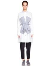 Рубашка Balossa white shirt BA0122 100%хлопок Белый Болгария изображение 1