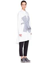 Рубашка Balossa white shirt BA0122 100%хлопок Белый Болгария изображение 2
