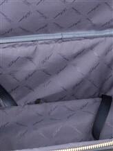 Чемодан Les Copains LCTR00056T 100% кожа Черный Италия изображение 5
