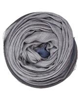Платок Peserico S31206C0 75% модал, 25% шерсть Серо-синий Италия изображение 0
