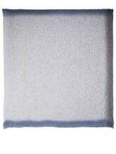 Платок Peserico S31206C0 75% модал, 25% шерсть Серо-синий Италия изображение 2