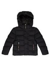 Куртка Herno PI0023B 78% полиэстер, 22% фибра Черно-синий Румыния изображение 0