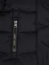 Куртка Herno PI0023B 78% полиэстер, 22% фибра Черно-синий Румыния изображение 1
