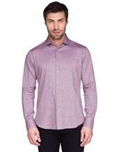 Рубашка Ingram SLSC/PRTL ML XT-5 100%хлопок Лиловый Италия изображение 1