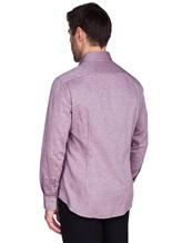 Рубашка Ingram SLSC/PRTL ML XT-5 100%хлопок Лиловый Италия изображение 3