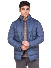 Куртка Herno PI0403U 95% полиамид, 5% полиуретан Синий Румыния изображение 0
