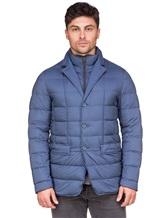 Куртка Herno PI0403U 95% полиамид, 5% полиуретан Синий Румыния изображение 1