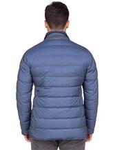 Куртка Herno PI0403U 95% полиамид, 5% полиуретан Синий Румыния изображение 3