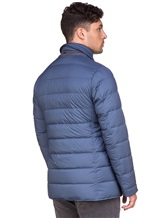 Куртка Herno PI0403U 95% полиамид, 5% полиуретан Синий Румыния изображение 4