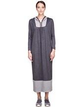 Платье EREDA E251500 100% шерсть Темно-серый Италия изображение 1