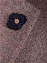 Пальто Lardini IE23109AE 100%кашемир Темно-бежевый Италия изображение 6