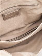 Сумка ZANELLATO 06131 100% кожа Серо-бежевый Италия изображение 7