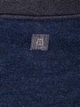 Джемпер Capobianco 3M440 88% хлопок, 10% кашемир, 2% полиамид Серо-синий Италия изображение 4