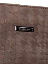 Клатч-сумка ZANELLATO 36137 100% кожа Коричневый Италия изображение 3