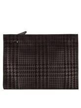 Клатч-сумка ZANELLATO 36137 100% кожа Черный Италия изображение 2