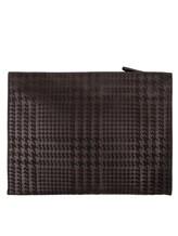 Клатч-сумка ZANELLATO 36137 100% кожа Черный Италия изображение 3