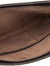 Клатч-сумка ZANELLATO 36137 100% кожа Черный Италия изображение 5