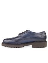Ботинки EREDA DU1270PHILUM0 100% кожа Синий Италия изображение 2
