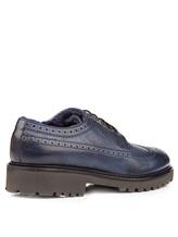 Ботинки EREDA DU1270PHILUM0 100% кожа Синий Италия изображение 3