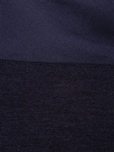 Джемпер EREDA E251480 80% шерсть, 20% шёлк Синий Италия изображение 5