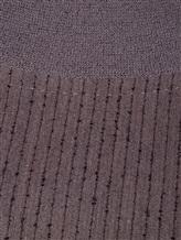 Платье EREDA 17WEDDR011 94% шерсть, 3% полиамид, 3% эластан Серо-коричневый Италия изображение 5
