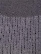 Платье EREDA 17WEDDR011 94% шерсть, 3% полиамид, 3% эластан Серый Италия изображение 4