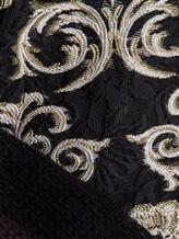Платье Les Copains 0R5010 80% полиэстер, 12% шёлк, 8% полиамид Черный Италия изображение 5