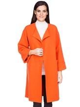 Пальто Stile Latino Napoli CDFEDEMT 100% кашемир Оранжевый Италия изображение 0