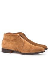 Туфли Santoni MCKG14686 100% кожа Светло-коричневый Италия изображение 0