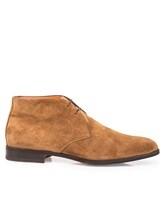 Туфли Santoni MCKG14686 100% кожа Светло-коричневый Италия изображение 1