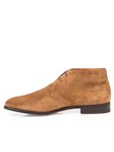 Туфли Santoni MCKG14686 100% кожа Светло-коричневый Италия изображение 2