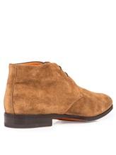 Туфли Santoni MCKG14686 100% кожа Светло-коричневый Италия изображение 3